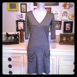 3.1 Phillip Lim Grey Sweater Dress, tunic